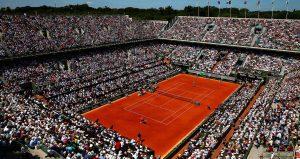 Η μυθική ιστορία του Roland Garros