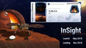 Στείλε το όνομά σου στον Άρη!