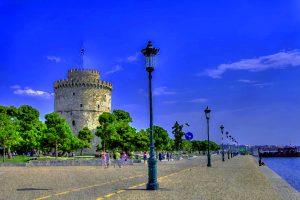Οι αγαπημένες μας γωνιές στη Θεσσαλονίκη