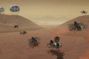 Η NASA προγραμματίζει αποστολή στον Τιτάνα ή επιστροφή στον κομήτη 67P το 2025