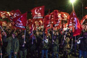 Το Partito Comunista είναι ο λόγος της προσοχής μας στις ιταλικές εκλογές