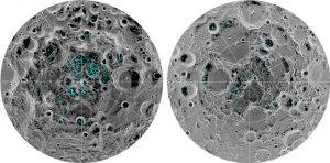 Βρέθηκε νερό στην επιφάνεια της Σελήνης
