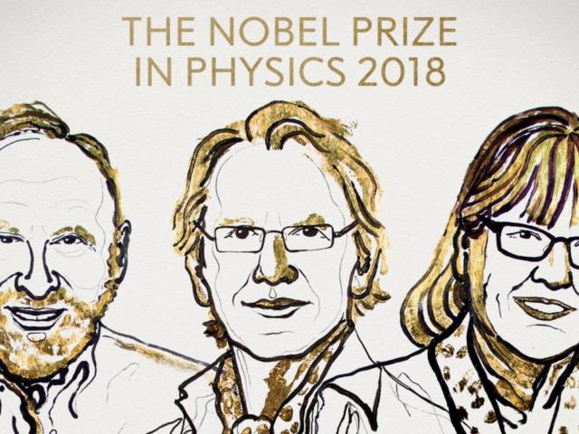 Στις επαναστατικές εφευρέσεις του λέιζερ το Νόμπελ Φυσικής 2018