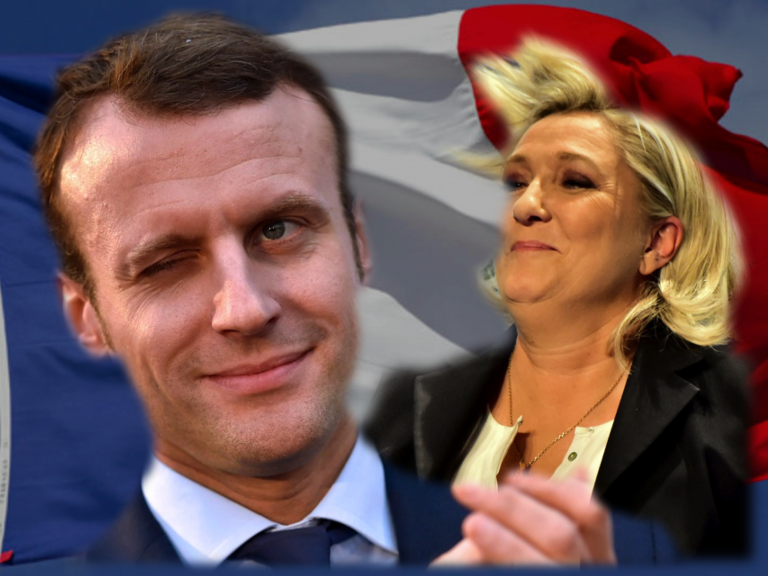 Γαλλικές εκλογές: στο υπεριώδες πολιτικό φάσμα
