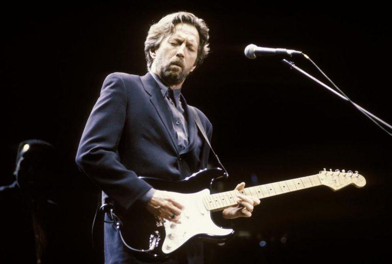 Όταν ο Eric Clapton έπαιζε στην Ελλάδα!