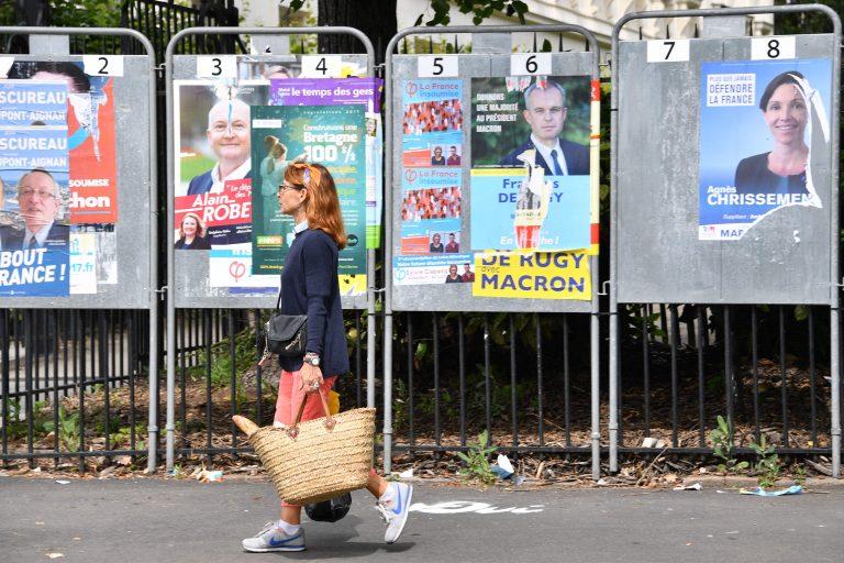 Γαλλικές εκλογές για λίγους κι εκλεκτούς
