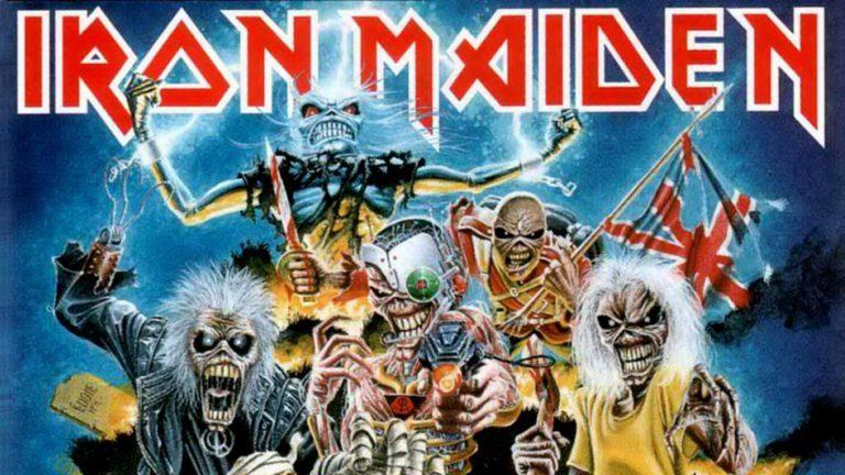Μέσα στο καλοκαίρι κυκλοφορεί το comic book με πρωταγωνιστή τον Eddie των Iron Maiden