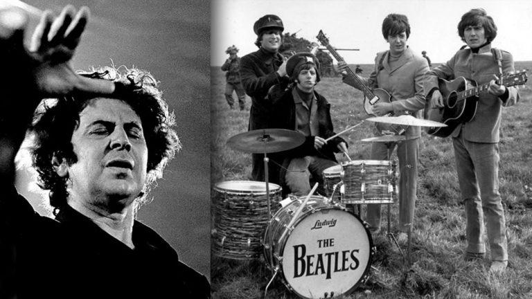 Όταν οι Beatles τραγουδούσαν Μίκη Θεοδωράκη