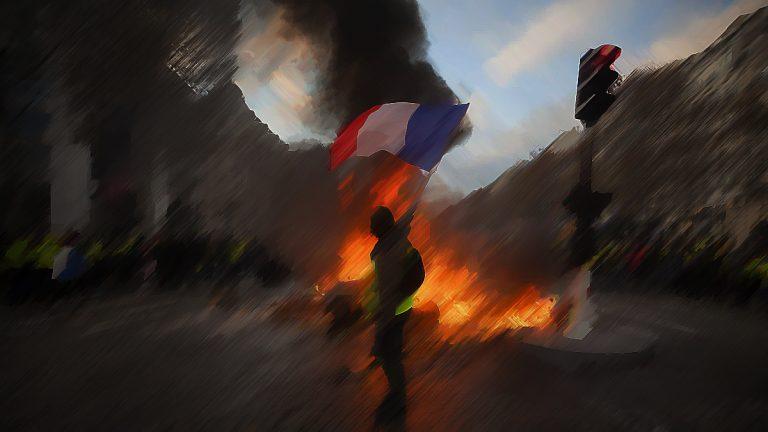Η Γαλλία πέθανε… Ζήτω η Γαλλία!!!