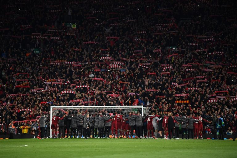 """…and you'll never walk alone!"""