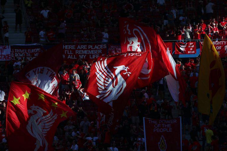 Η Liverpool φτιάχτηκε για 'μένα κι εγώ για τη Liverpool