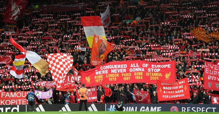 Τα τραγούδια της Liverpool