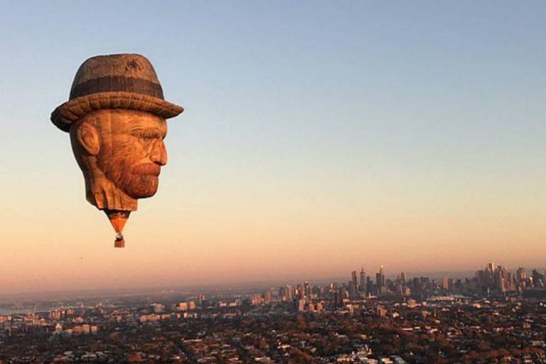 Ο Βαν Γκογκ πάνω από την… Αυστραλία!