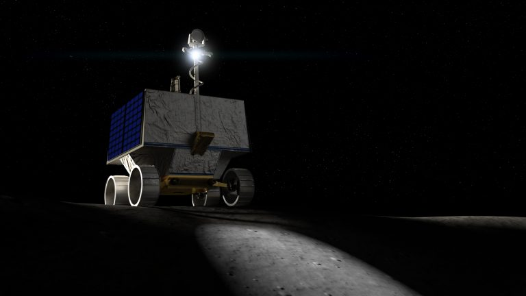 Προς αναζήτηση νερού στη Σελήνη