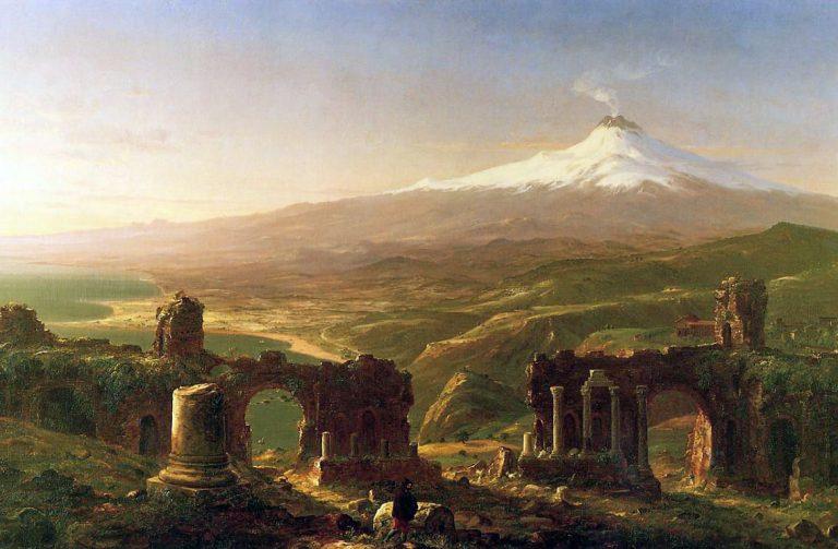 Αίτνα, Βεζούβιος, Σαντορίνη: μελετώντας την ανθρώπινη Ιστορία μέσα από τα ηφαίστεια!