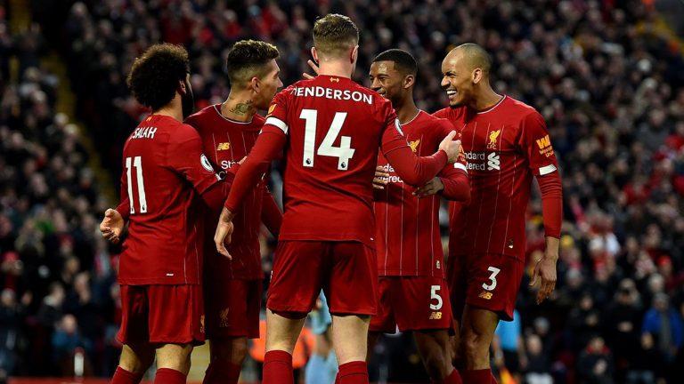 Τα ιστορικά ρεκόρ που κυνηγάει φέτος η Liverpool