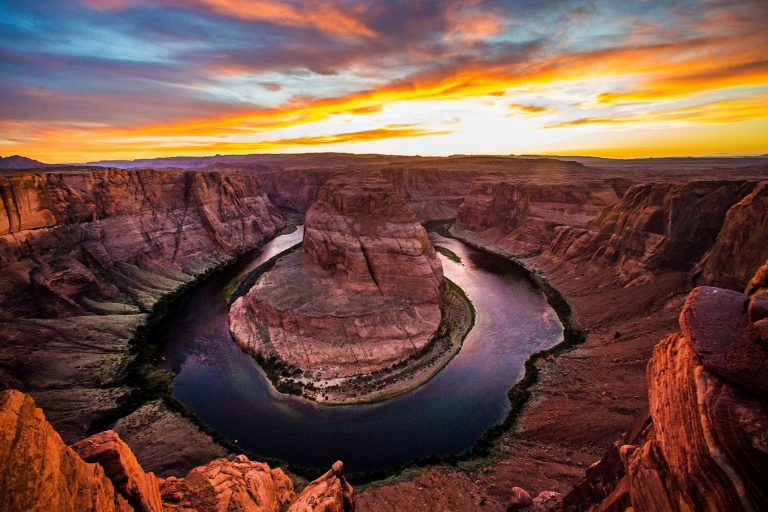 Ο ποταμός Colorado κινδυνεύει από την κλιματική αλλαγή