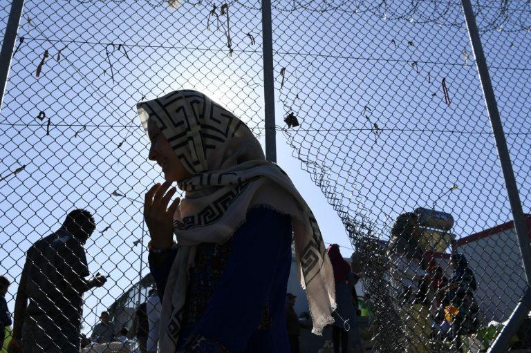 Καταγγελία απαράδεκτης καταπάτησης ανθρωπίνων δικαιωμάτων από την Αστυνομία στη Λέσβο