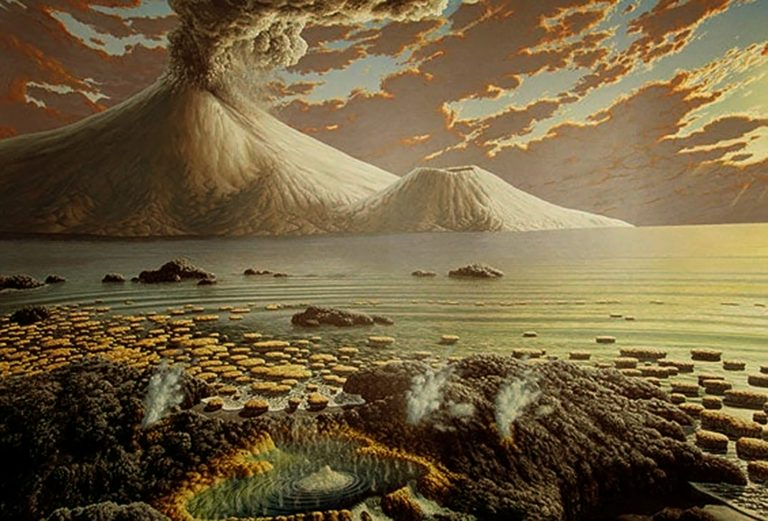 """Μελέτη μικρομετεωριτών """"δείχνει"""" ένα αρχαίο φυσικό φαινόμενο του θερμοκηπίου"""