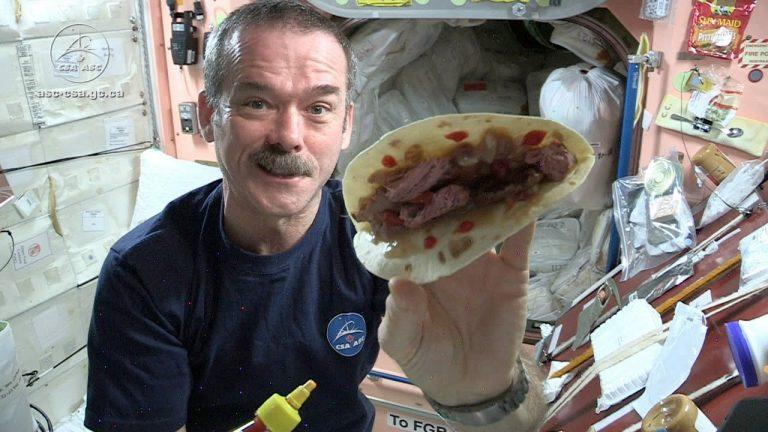 Διαστημικό φαγητό: χθες και σήμερα
