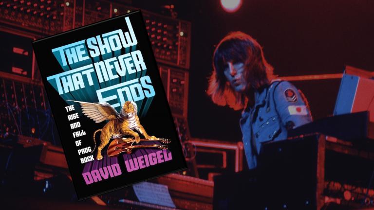 Ένα βιβλίο για την ιστορία του progressive rock