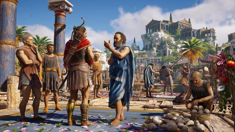 Οι εικονικές περιηγήσεις στην Αρχαία Ελλάδα με το Assassin's Creed Odyssey