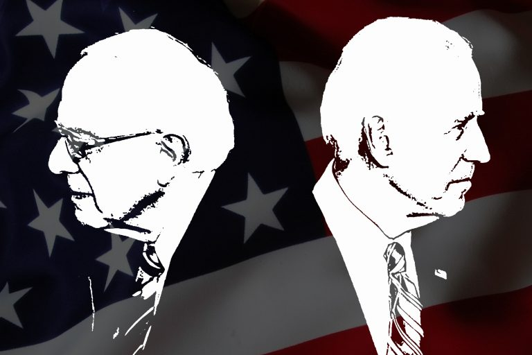 Super Tuesday: Δύο πολιτικές, δύο υποψήφιοι