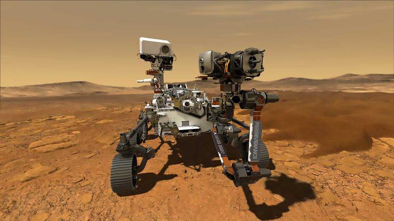 Το όχημα Perseverance ξεκινάει το ταξίδι του με προορισμό τον Άρη!