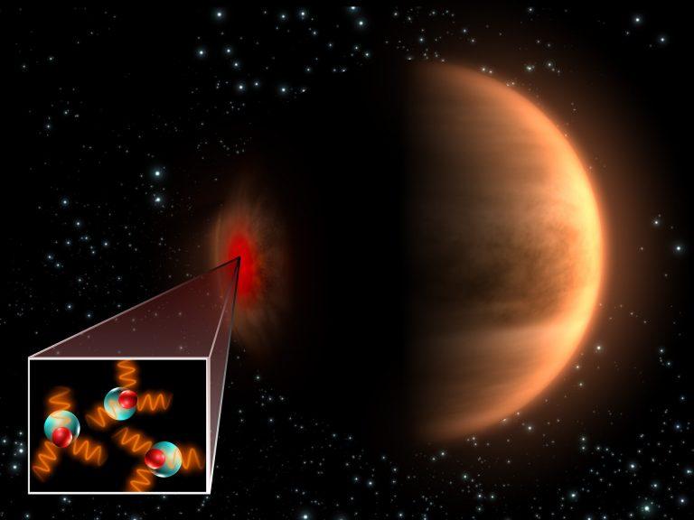 Ενδείξεις ζωής στην ατμόσφαιρα της Αφροδίτης
